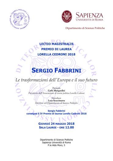 Locandina Fabbrini 2018
